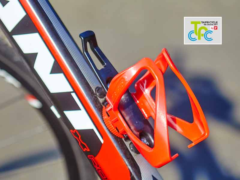 Adjustable Bottle Cage : IB-BC17