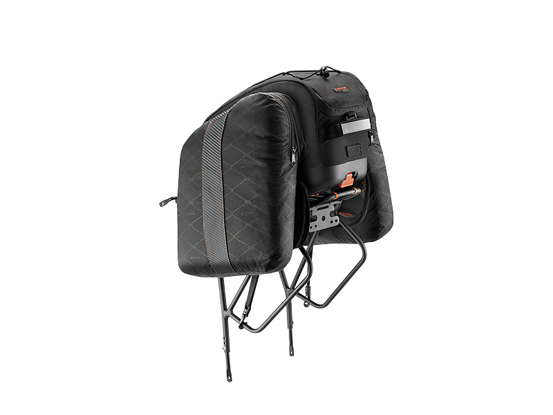 PakRak MultiMount Expandable Commuter Bag : IB-BA19